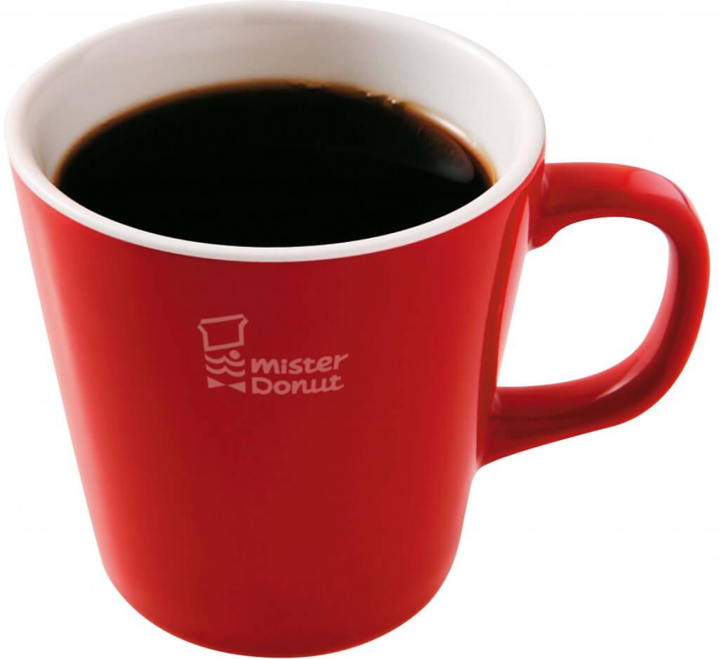 ミスタードーナツの『ミスド ブレンドコーヒー』