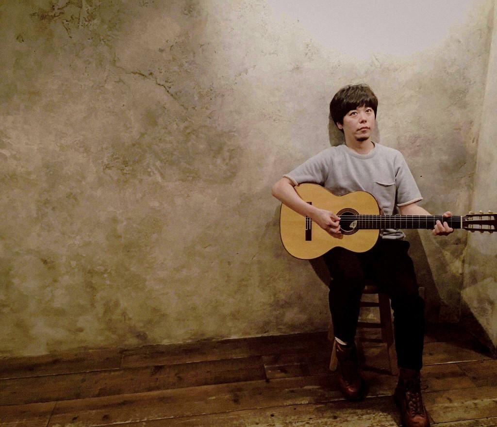 クロスホテル札幌の『プラスアートフェス2021』-成山剛(アコースティックギター)