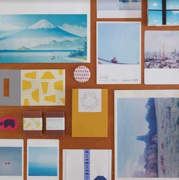 ちいさな紙博~旅する手紙社~ at パルコ-岡崎直哉 (オリジナルの写真を使った ポストカード、便箋など)