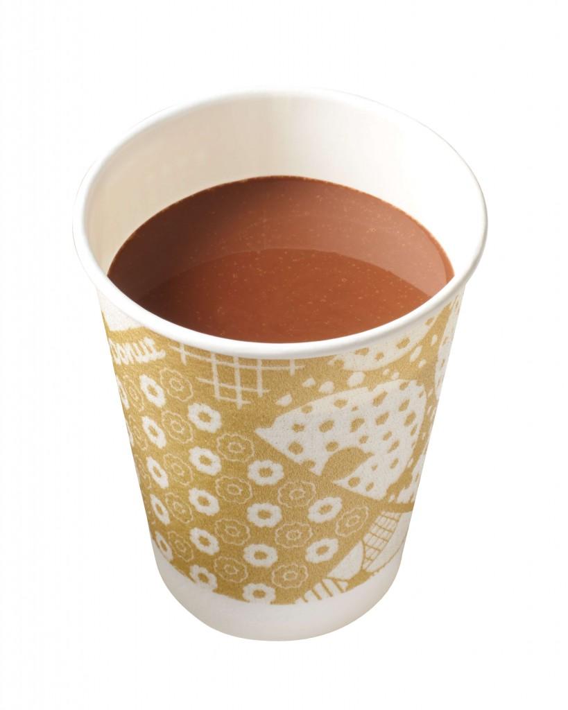ミスタードーナツの『ホットチョコレート ミックスベリー』