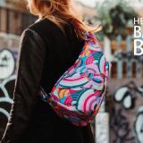 肩や背中にかかる負担を軽減した体にやさしい「しずく型」バッグを提案する『ヘルシーバックバッグ』が大丸札幌に期間限定で出店!