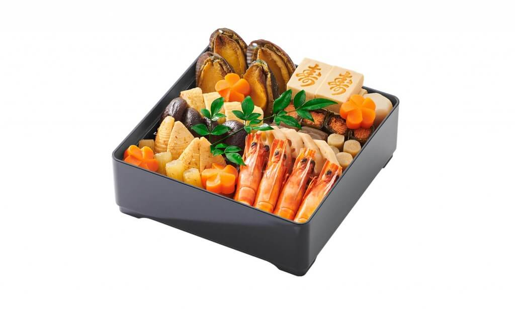 『スシローの海鮮おせち』-参の重