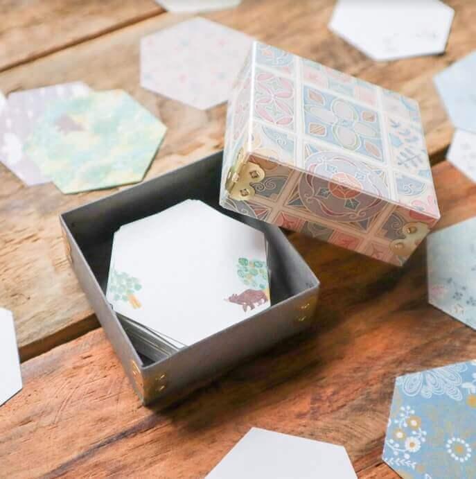 ちいさな紙博~旅する手紙社~ at パルコ-啓文社印刷 (活版・箱・カード)
